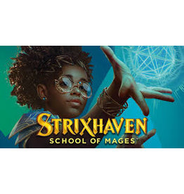 Magic Magic The Gathering: Strixhaven Commander Deck