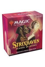 Magic Strixhaven: School of Mages - Prerelease Pack [Lorehold]
