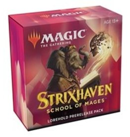 Magic Strixhaven: School of Mages - Prerelease Pack [Lorehold] (Pre Order)