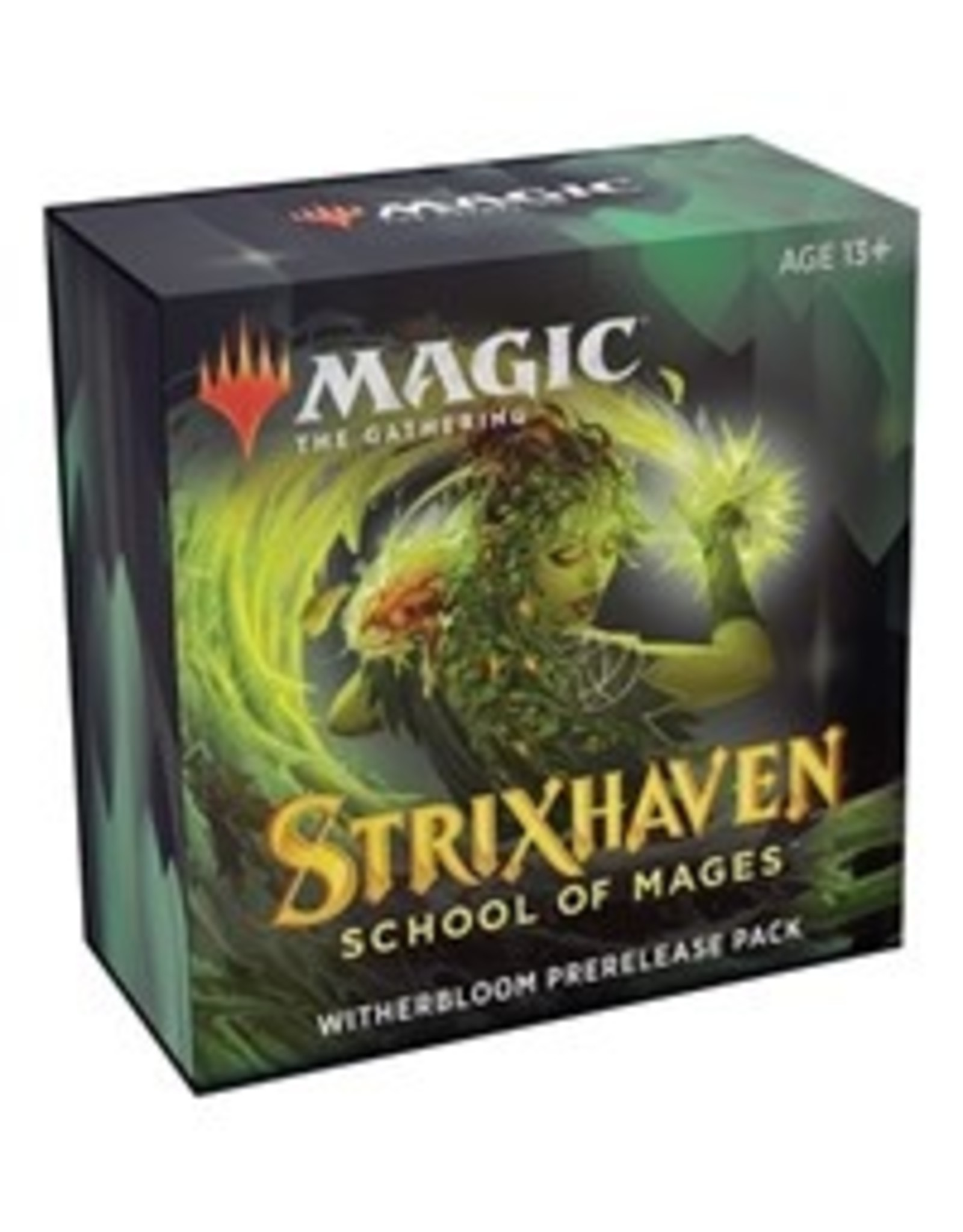 Magic Strixhaven: School of Mages - Prerelease Pack [Witherbloom]