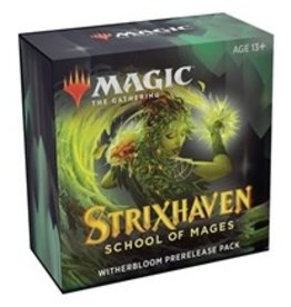 Magic Strixhaven: School of Mages - Prerelease Pack [Witherbloom] (Pre Order)