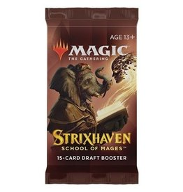 Magic Magic The Gathering: Strixhaven Draft Pack (Pre Order)