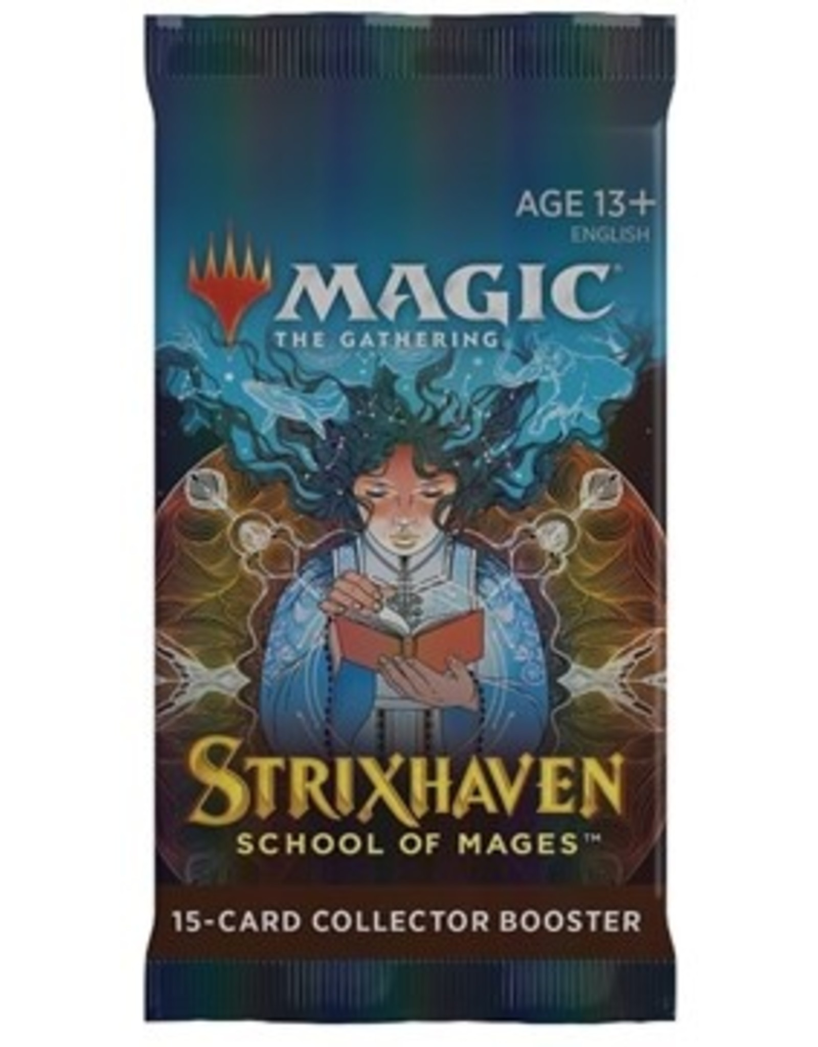 Magic Magic The Gathering: Strixhaven Collector Booster Pack (Pre Order)