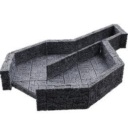Wiz Kids WarLock Tiles: Dungeon Tile III - Angles