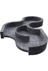 Wiz Kids WarLock Tiles: Dungeon Tile III - Curves