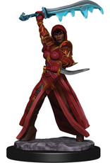 Wiz Kids D&D Icons of the Realms Premium Figures W5 Human Rogue Female