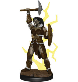Wiz Kids D&D Icons of the Realms Premium Figures W5 Goliath Barbarian Female