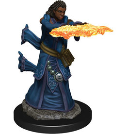 Wiz Kids D&D Icons of the Realms Premium Figures W5 Human Wizard Female