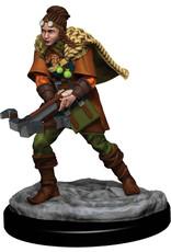 Wiz Kids D&D Icons of the Realms Premium Figures W5 Human Ranger Female