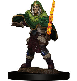 Wiz Kids D&D Icons of the Realms Premium Figures W5 Elf Fighter Male