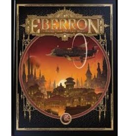 Dungeons & Dragons D&D 5E: Eberron - Rising from the Last War Alternate Cover (Discontinued)