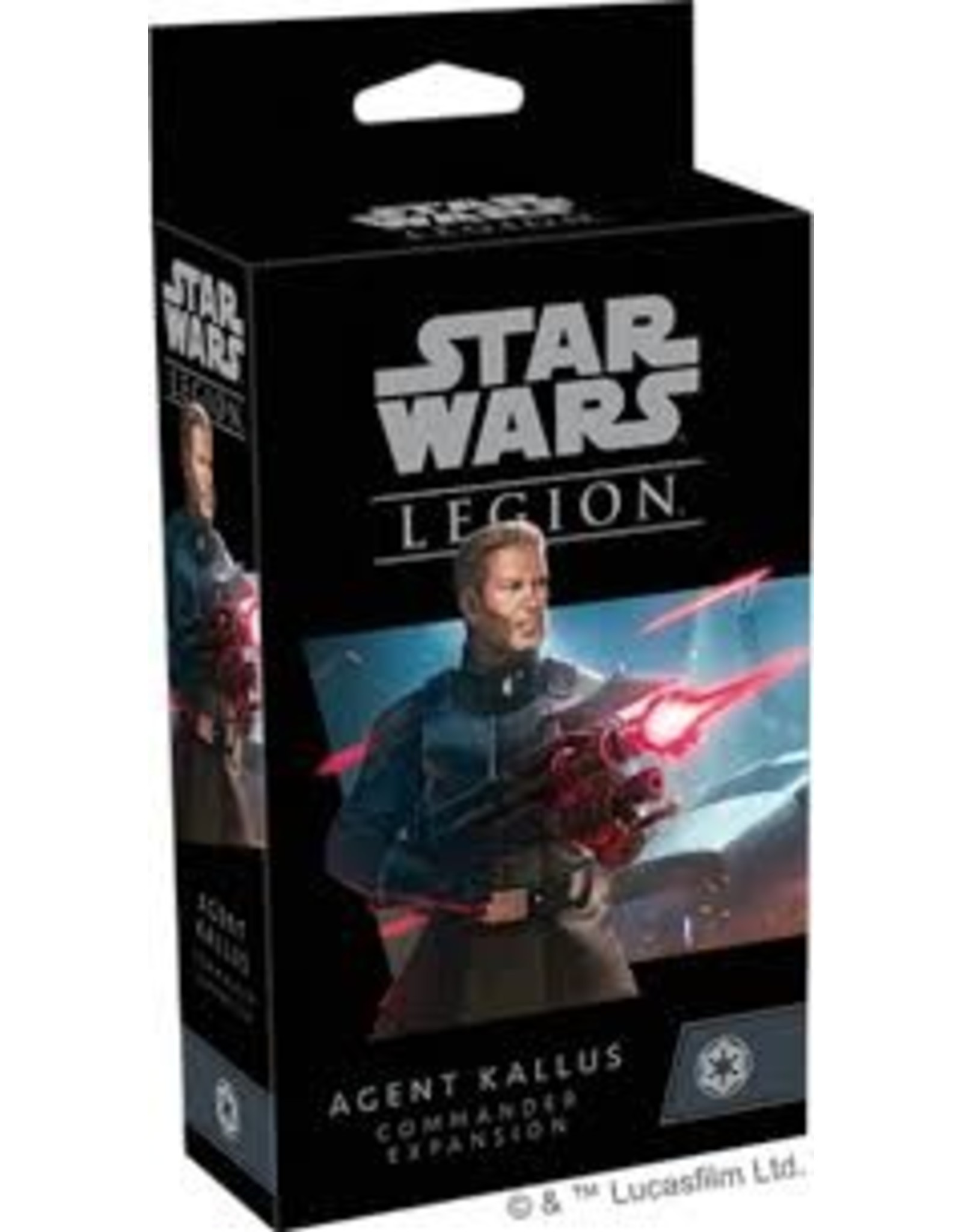 Atomic Mass Games Star Wars Legion: Agent Kallus