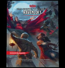 Dungeons & Dragons D&D 5E: Van Richten's Guide to Ravenloft