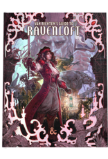 Dungeons & Dragons Van Richten's Guide to Ravenloft (Alternate Cover) (Pre Order)