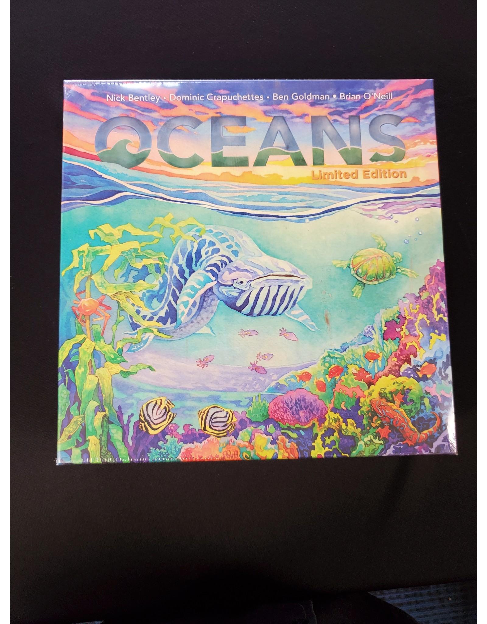 Ding & Dent Oceans: Limited Edition (Ding & Dent)