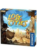 Ding & Dent Lost Cities (Ding & Dent)