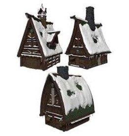Wiz Kids D&D: IotR - Icewind Dale: Rime of the Frostmaiden - Ten Towns Papercraft Set