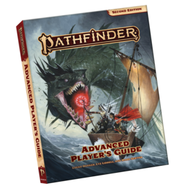 Paizo Publishing Pathfinder 2E: Advanced Player's Guide Pocket Edition (Pre Order)
