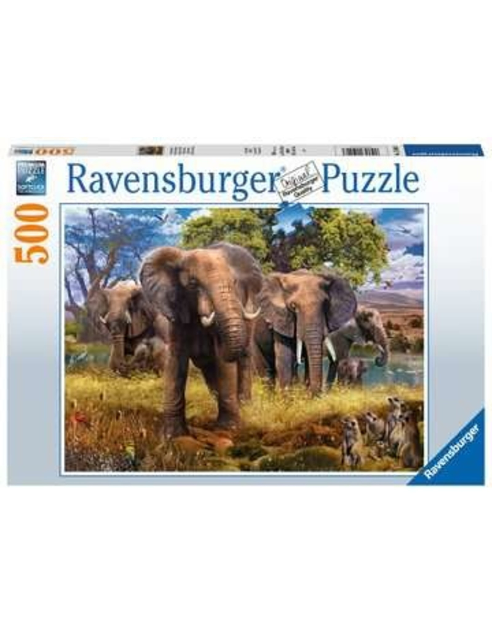 Ravensburger Elephants