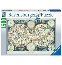 Ravensburger Map of the World