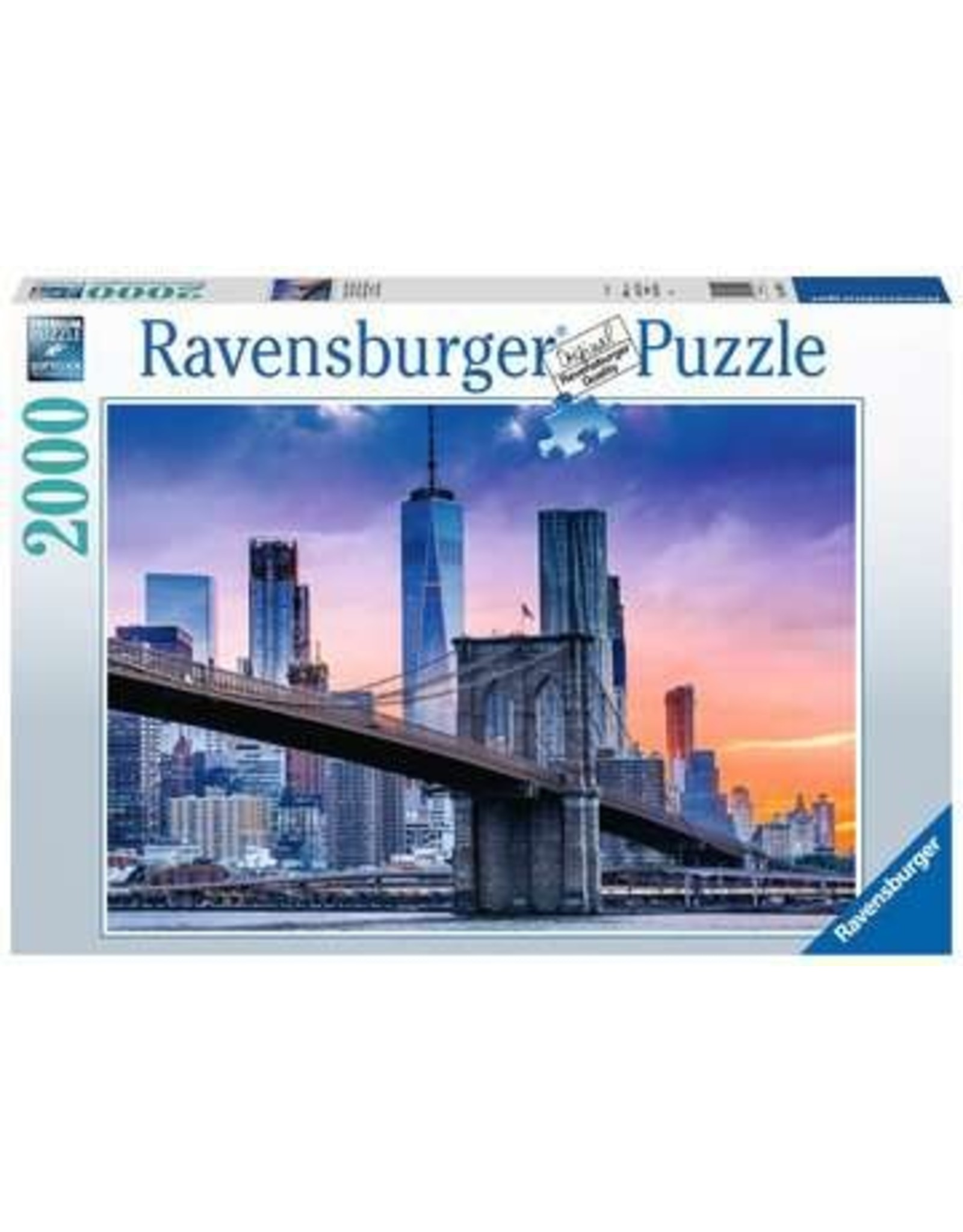 Ravensburger Skyline New York