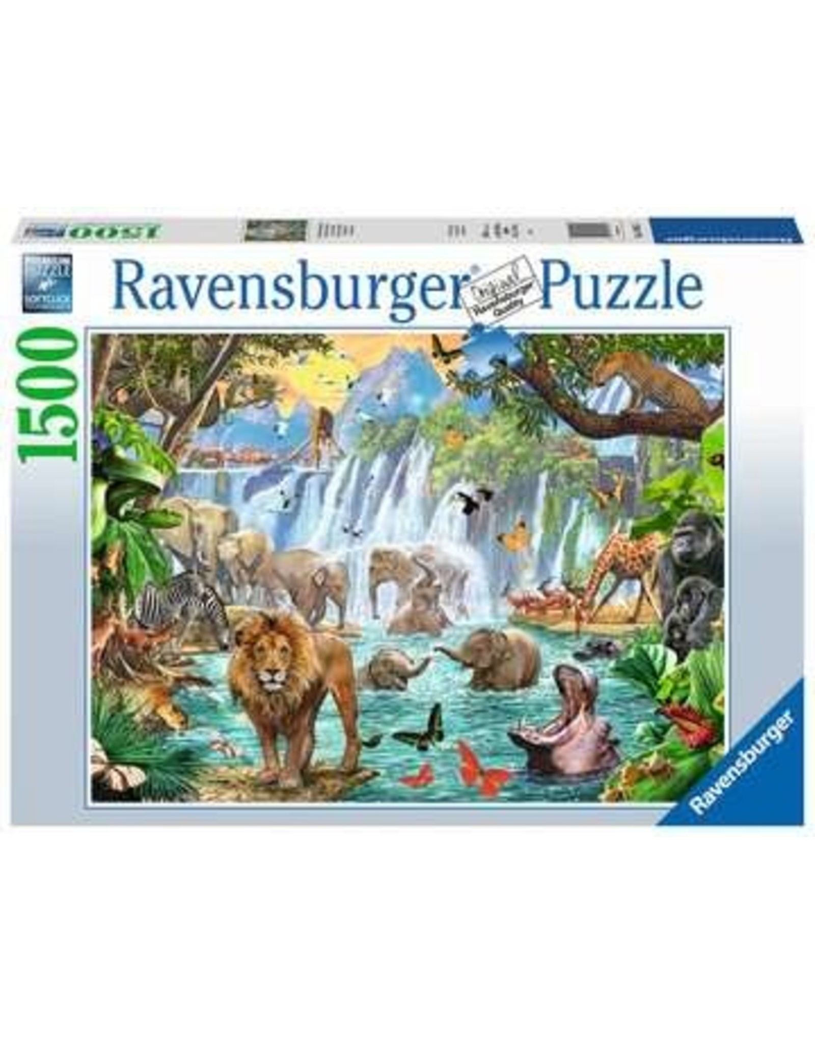 Ravensburger Waterfall Safari