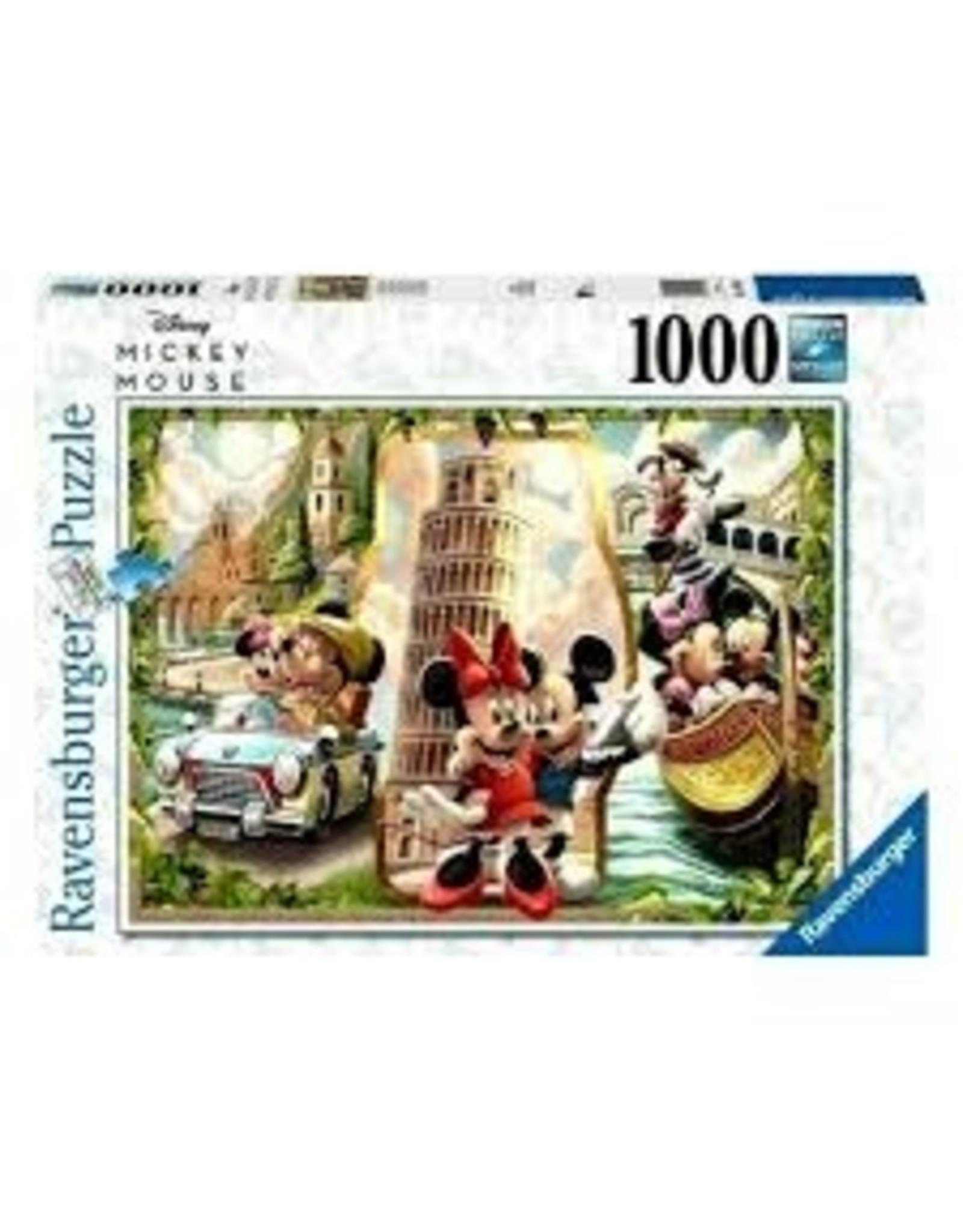 Ravensburger Vacation Mickey & Minnie