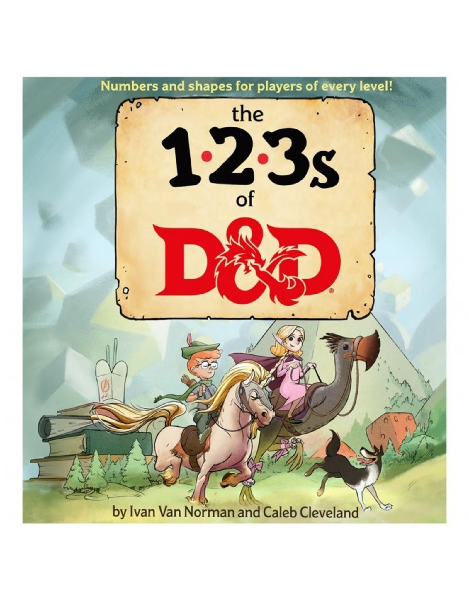 Random House 123s of D&D