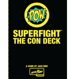 Skybound Superfight: The Con Deck