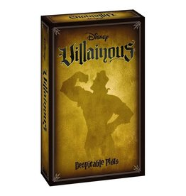 Ravensburger Disney Villainous: Despicable Plots