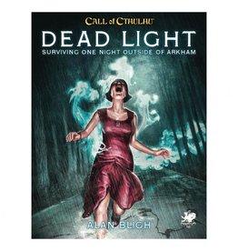 Chaosium Call of Cthulhu: Adventure: Dead Light