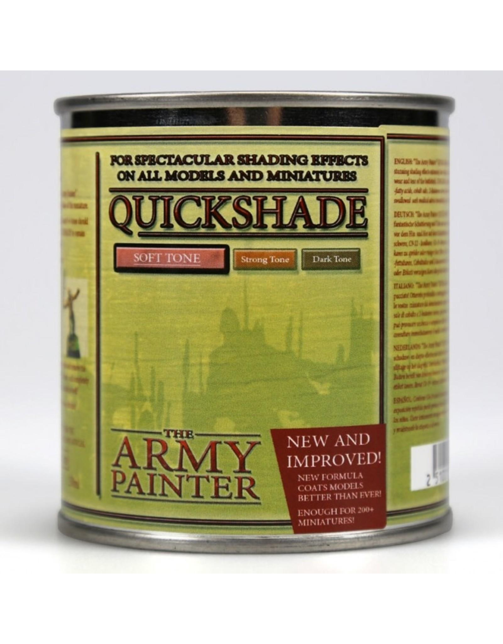 Army Painter Army Painter Quickshade: Soft Tone