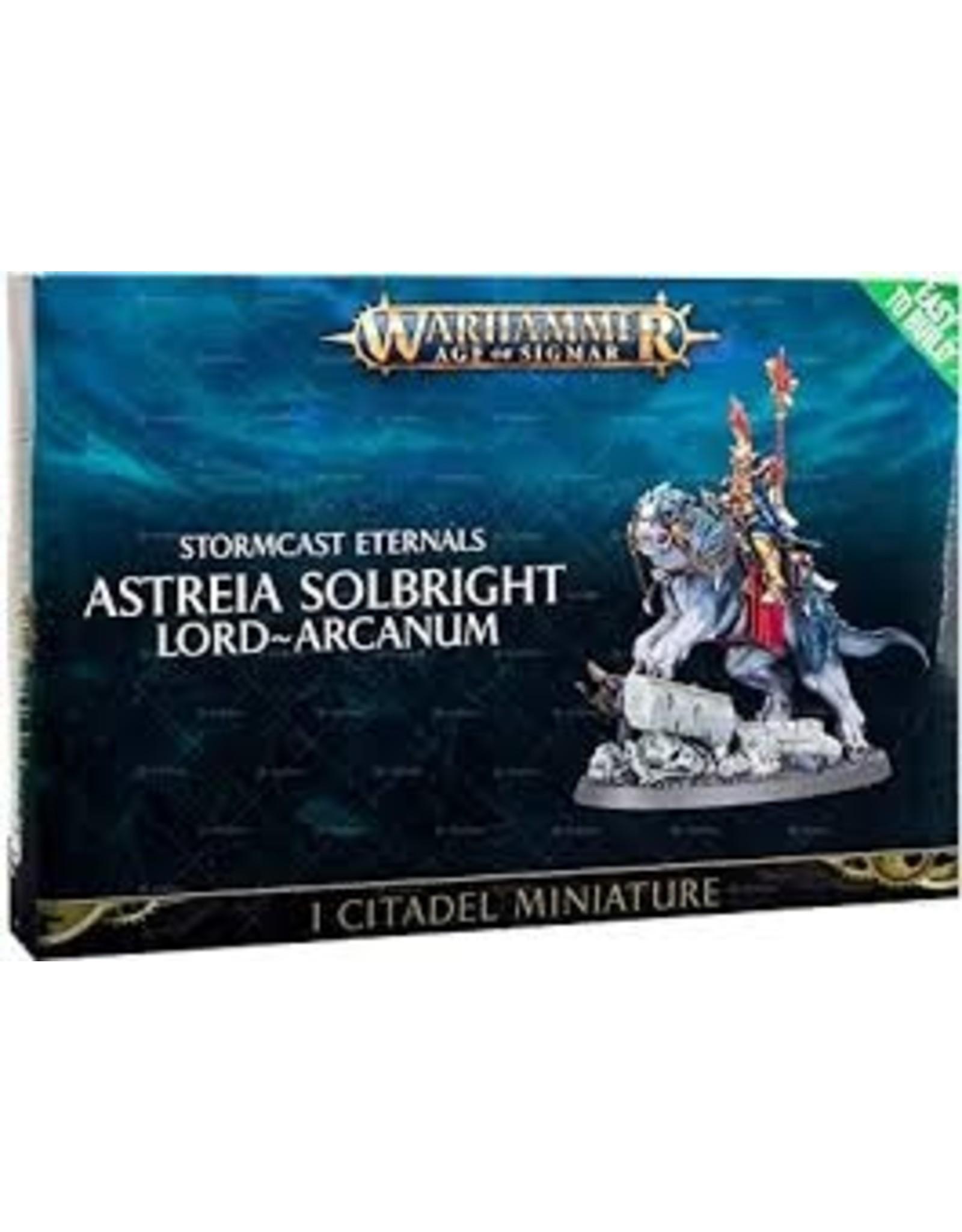 Age of Sigmar Astreia Solbright, Lord-Arcanum