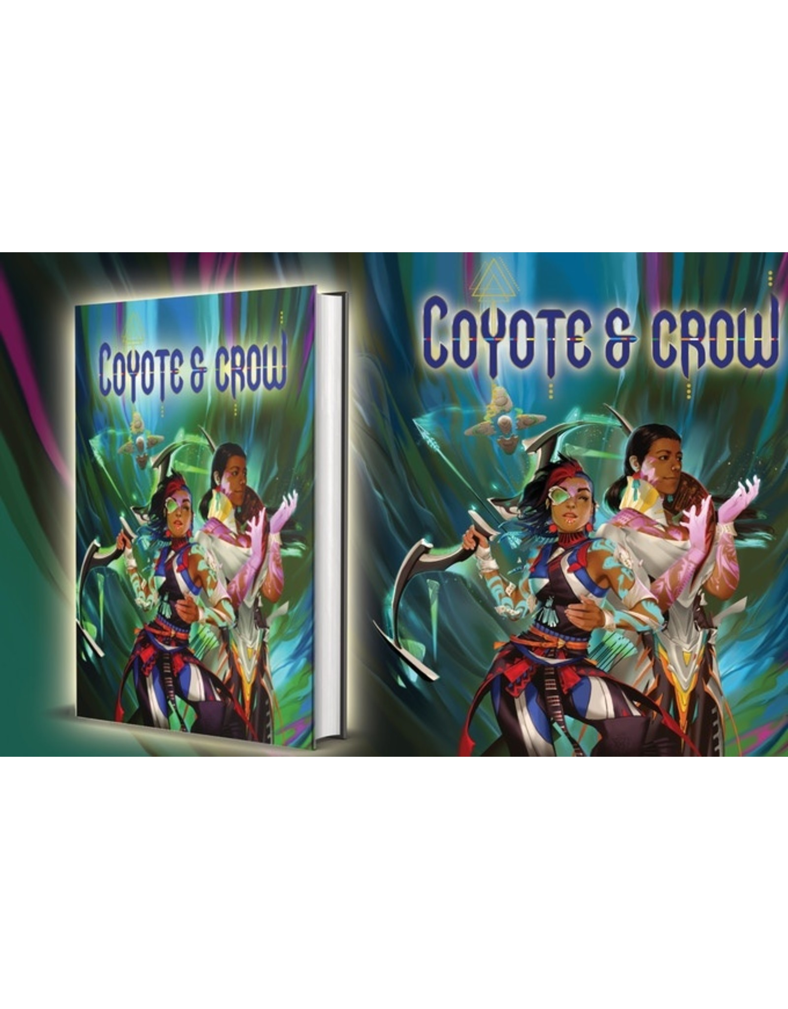 Coyote And Crow RPG (Kickstarter) (Pre Order 12/21)