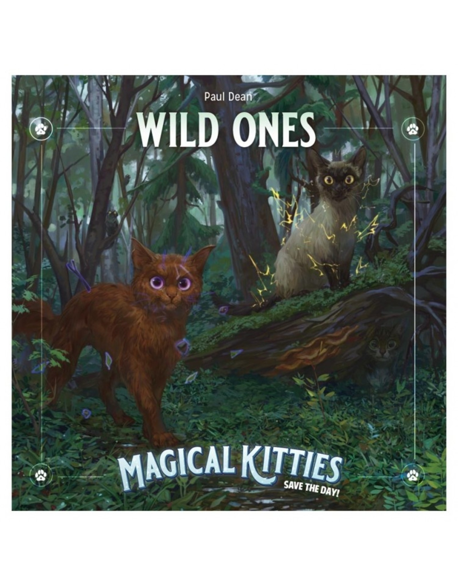 Atlas Games Magical Kitties: Wild Ones