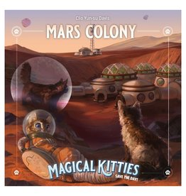 Atlas Games Magical Kitties: Mars Colony