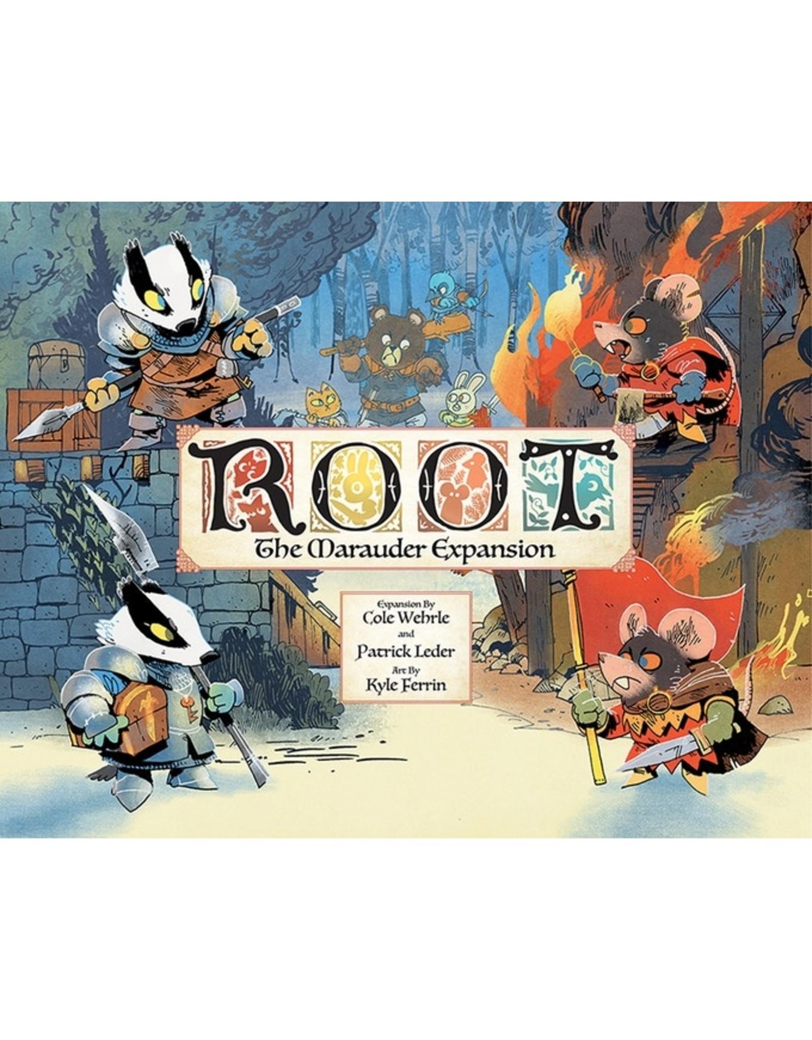 Leder Games Root: The Marauder Expansion (Kickstarter) (Pre Order)