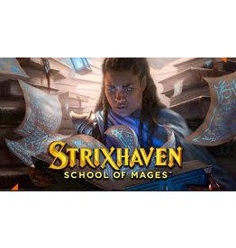 Magic Magic The Gathering: Strixhaven Commander Deck - Case of 5