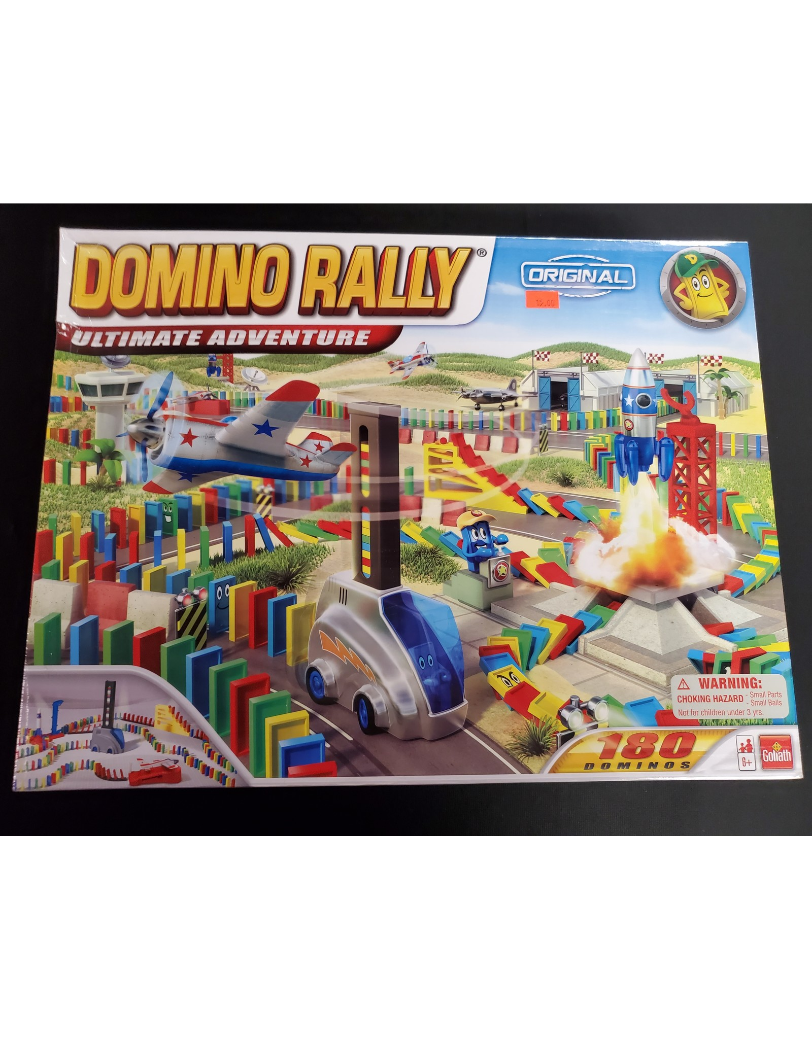 Ding & Dent Domino Rally Ultimate Adventure (Ding & Dent)