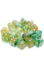 Chessex d10Clamshell Luminary NB Spring wh (10)