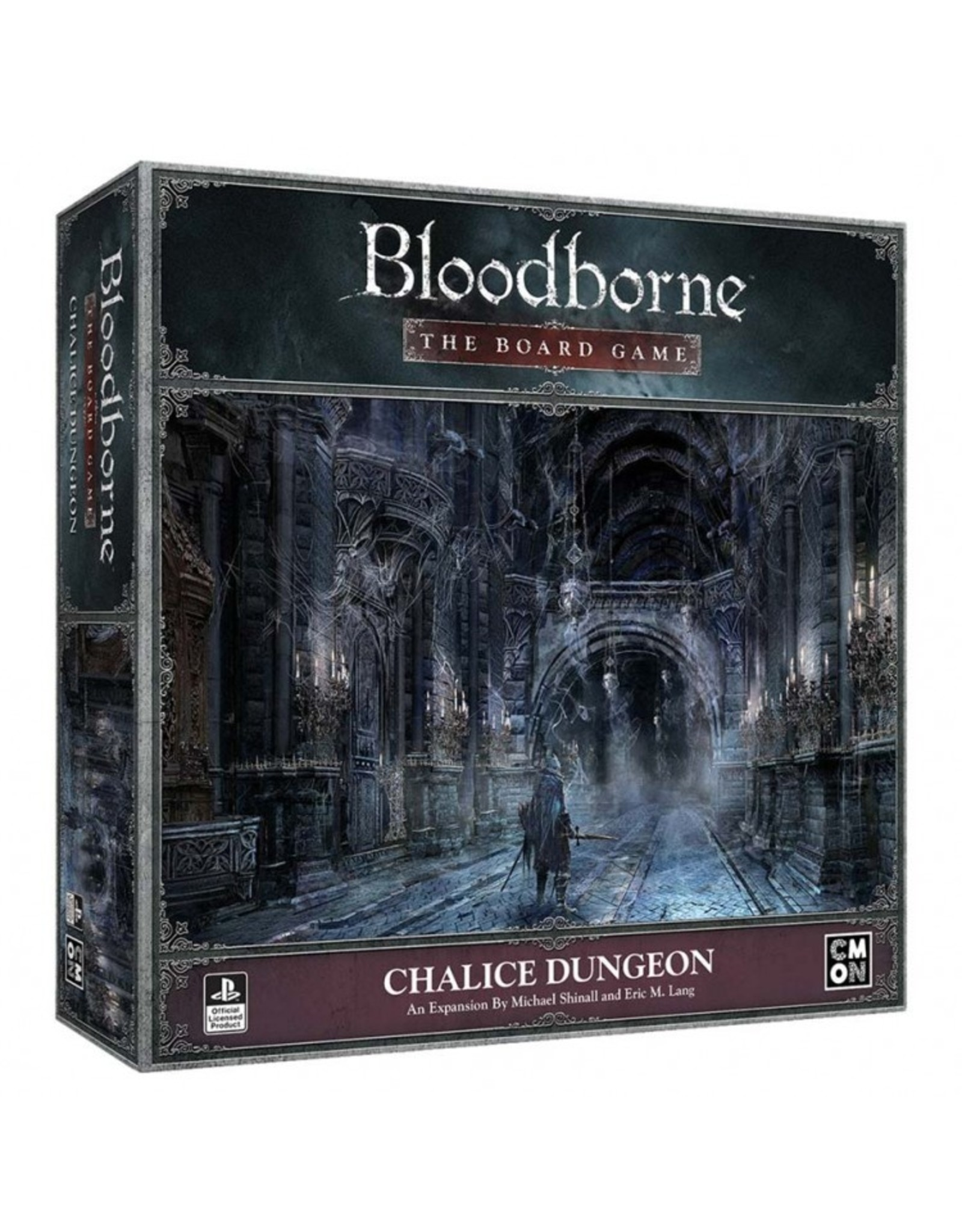 Cool Mini or Not Bloodborne: Chalice Dungeon