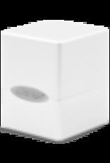 Ultra Pro Deck Box-Satin Cube White