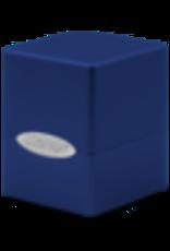 Ultra Pro Deck Box-Satin Cube Blue