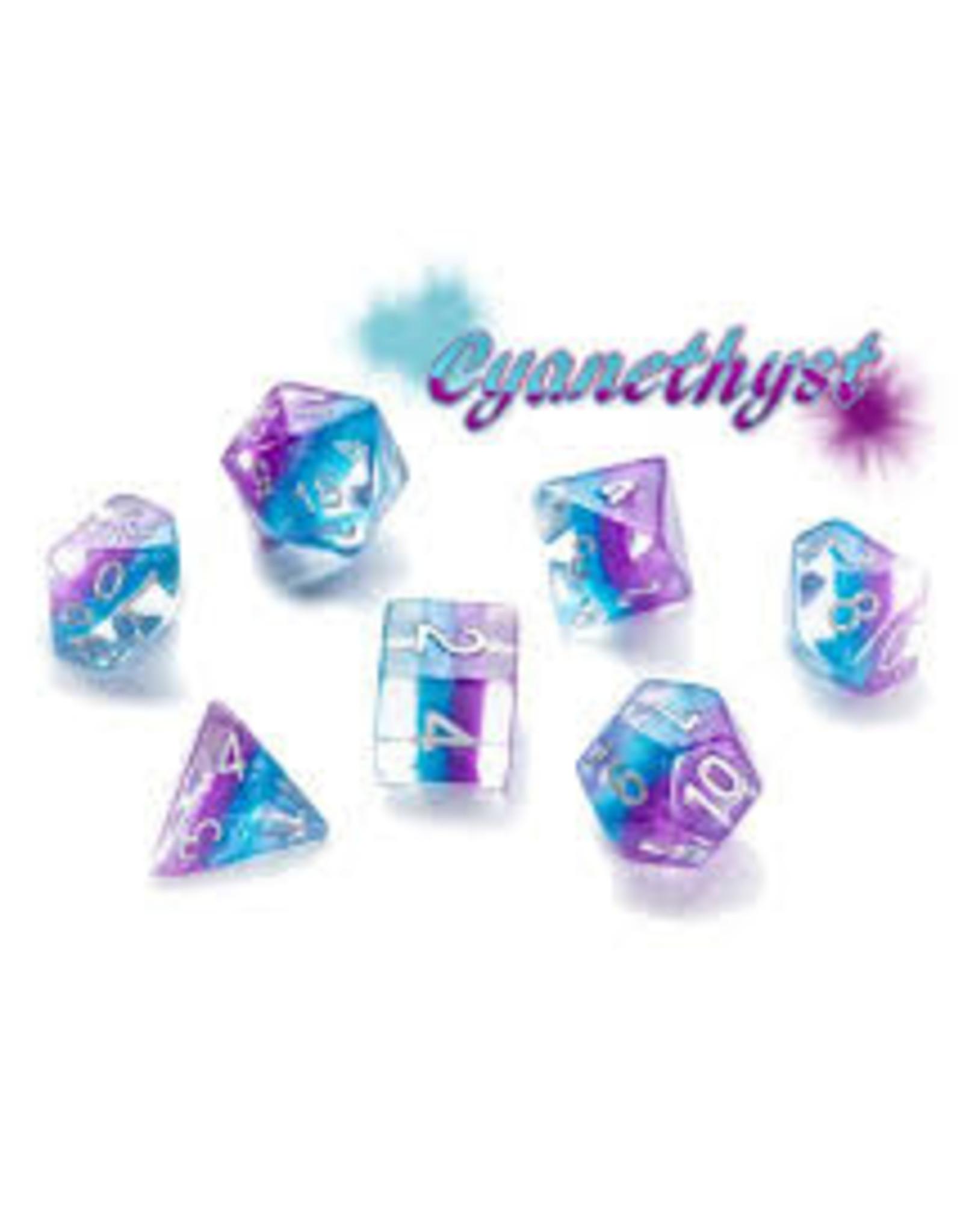 7-setCube: Eclipse: Cyanethyst