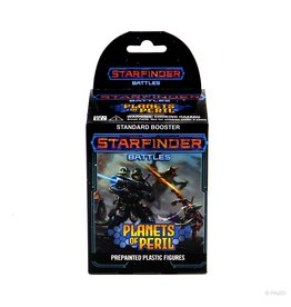 Wiz Kids Starfinder Battles: Planets of Peril