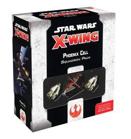Fantasy Flight Games Star Wars X-Wing 2E: Phoenix Cell Pack