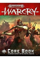 Age of Sigmar Age of Sigmar: WarCry Core Book