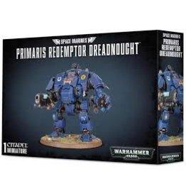 Warhammer 40K Space Marine Primaris Redemptor Dreadnought