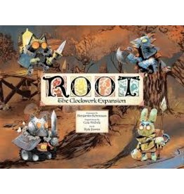 Leder Games Root Clockwork  Expansion 2  (Pre Order)
