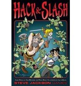 Steve Jackson Games Hack and Slash